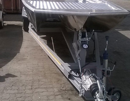 Customised trailers